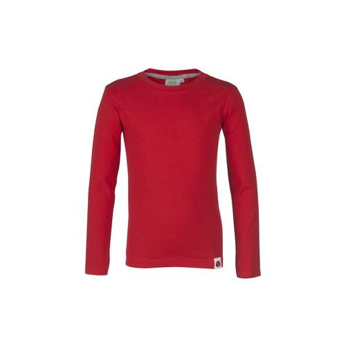 T-Shirt, langarm, relaxed fit,Girls, alter Schnitt