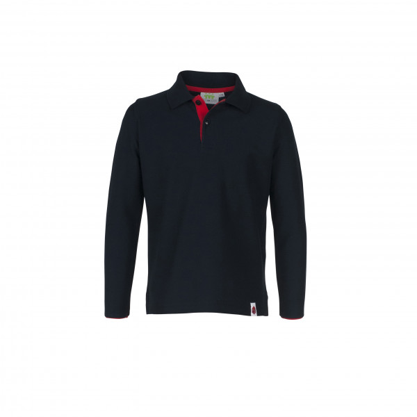 Poloshirt, langarm, Mädchen, PU4/PG4