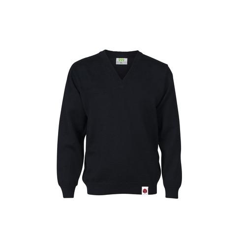 Baumwoll-Pullover, slim fit, Jungen